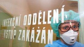 Infekční v nemocnici zavřeli kvůli sestrám: Prý se bojí nenávisti