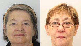 V Praze se ztratily dvě seniorky: Trpí Alzheimerovou chorobou a jde jim o život