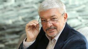 Vladimír Železný je zpátky: Chce rozjet zpravodajskou televizi