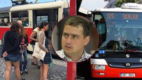 Náměstek pro dopravu Petr Dolínek: Trasy jsme dělali podle přání Pražanů
