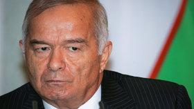 Smrt Islama Karimova potvrdila vláda. Do Česka nakonec nepřijel. V zemi zuří boj o moc