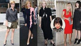 Módní policie: Opravdu jsou tyto dámy inspirativní ikony?