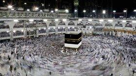 Útok na muslimy v Mekce měl být větší. Plánovaly ho 3 teroristické skupiny