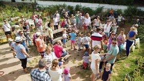 Zelená zahrada Smetanka zahájí třetí sezonu jinde: Pravděpodobně ve škole