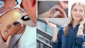 Mobil se skryje do speciálního tetování. Česká firma už řeší jeho dobíjení