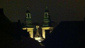 Noční hra Pražské věže spojila soutěžící: Poznali památky a utvořili tajné bratrstvo