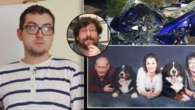 Nehoda sexuologa Weisse: Jakub věděl, že jeho sestra zemře