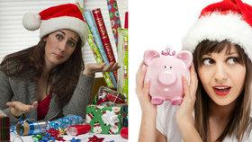 Vánoce se blíží: Jak ušetřit peníze na svátky?