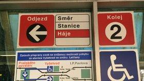 Pražská MHD pro vozíčkáře: Doprava má být do konce roku 2025 plně bezbariérová