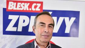 Stranický koktejl Skalického (TOP 09): Kandidaturou za konkurenci si to rozlil u Kalouska