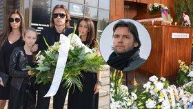 Jankulovski na pohřbu baníkovce Čecha (+19): Navždy bude patřit do rodiny!