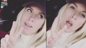 Diana Kobzanová zahání v Kanadě nudu! Takhle se baví, když nakupuje