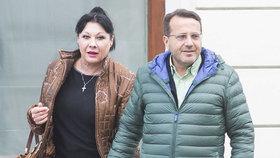 Zamilovaná Dáda Patrasová: Milence jí předpověděla vědma!