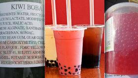 Kuličky pro Bubble Tea s nebezpečnou látkou zadrželi v Česku. Dětem šlo o zdraví