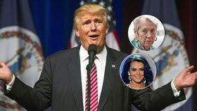"""Trumpa viní ženy z chlípností. """"Nehorázné lhářky,"""" vmetl jim prezidentský adept"""