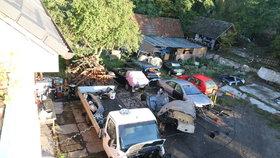 """Gang lupičů """"Francouzů"""" rozbila policie: Ukradli v Praze a okolí stovku aut"""