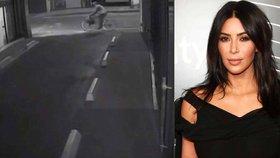 Jsou tohle zloději, kteří okradli Kim Kardashian? Pouliční kamera natočila možné pachatele