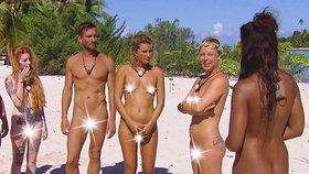Němci vysílají reality grupáč! Nazí soutěžící hledají na ostrově lásku. Oblečení by je zbytečně rušilo, říkají tvůrci