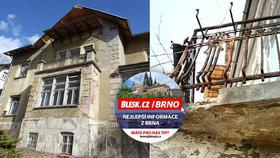 Ostuda města Brna: Arnoldova vila spadne kvůli politikům! Stojí vedle Tugendhat