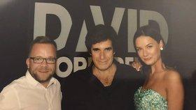Exkluzivní rozhovor s Davidem Copperfieldem: Učarovala mu Slovenka!