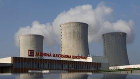 Dukovany mají povolenku: Druhý blok jaderné elektrárny může jet dál