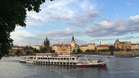 Hygienici provedli kontroly na lodích, co vozí turisty: Polovině uložili pokuty
