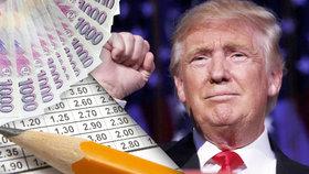 Trump vyhrál ženě z Prahy 1,5 milionu. Vsadila si na něj 320 tisíc