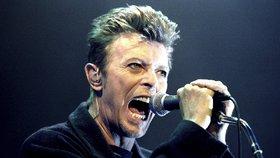 Bowie (†69) táhne po i po smrti: Jeho díla se vydražila za 746 milionů