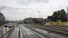 Zastávka na pražské magistrále bude fungovat od konce března. Trochu ji změní