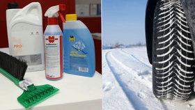 Zima se blíži: Jak na ni připravit své auto?