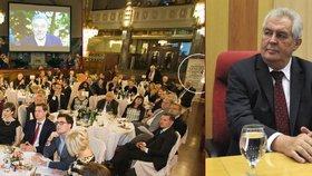 Zeman pečoval o vztahy s Ruskem, Gotta ocenili: Všechny pak zvali na striptýz