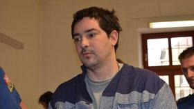 Schizofrenik skončil za mřížemi: Pěstí připravil muže o oko
