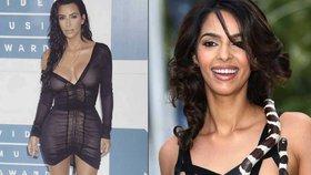 Po Kim Kardashian další přepadená herečka: Bollywoodské krásce nastříkali do očí slzný plyn a zmlátili ji