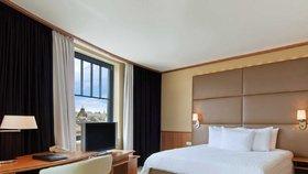 Vychutnejte si luxus pražských hotelů: Noc v Hiltonu za 777 Kč! Nebo s Blesk.cz zdarma