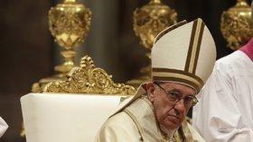 Papež František šokoval: Uprchlické tábory jsou jako koncentráky