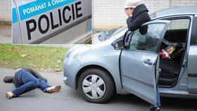 Přejel ženu (†81) a ujel: Řidiče ze Žďáru vypátrala policie