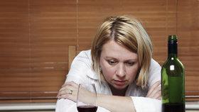 Příběh Alice: Pila jsem litr krabicového vína denně, někdy i víc!