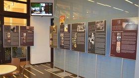 Na úřadu Prahy 2 najdete výstavu o Židech. Vypráví i příběh zničené synagogy