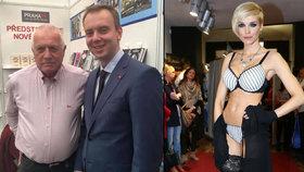Mašlíkovou a Klause využil Alex z Prahy: Chlubí se známostmi a neplatí závazky