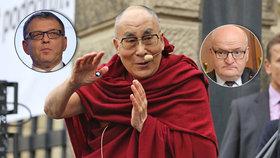 Hysterie, předklon a ustrašenost: Senátoři sepsuli Zaorálka kvůli Číně