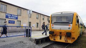 Vlaky z Prahy do Středočeského kraje pojedou i v noci: České dráhy posílí spoje