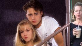 Proměna krásky ze seriálu Beverly Hills 90210: Jsi to ty, Kelly?