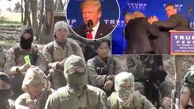 Další šokující video ISIS: Džihádisté hrozí Trumpovi likvidací!