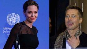 Rozvod Jolie a Pitta: Udání Brada bylo naplánované! Angelina vše připravila