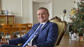 Odhalení Zemanova kancléře: Na Hradě sedí boháč! Mynář má majetek za stovky milionů
