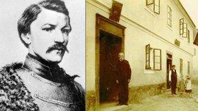 Historie není nuda: Jak vypadal četník, který zatýkal Borovského?