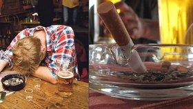 Češi se loučí s cigaretami v hospodách. Poslední den kouření dokonce zfilmují