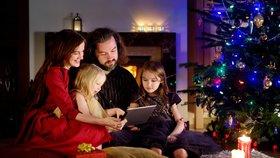 Dárky jsou pro Čechy o Vánocích nepodstatné. Těší se na volno a jídlo