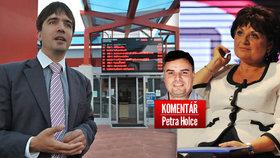 Komentář: V ČSSD konečně vyřešili korupci. Už se jich prostě netýká