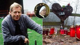 Sestra Angelika chce zemřít jako Havel, o kterého pečovala. Co bude s Hrádečkem?